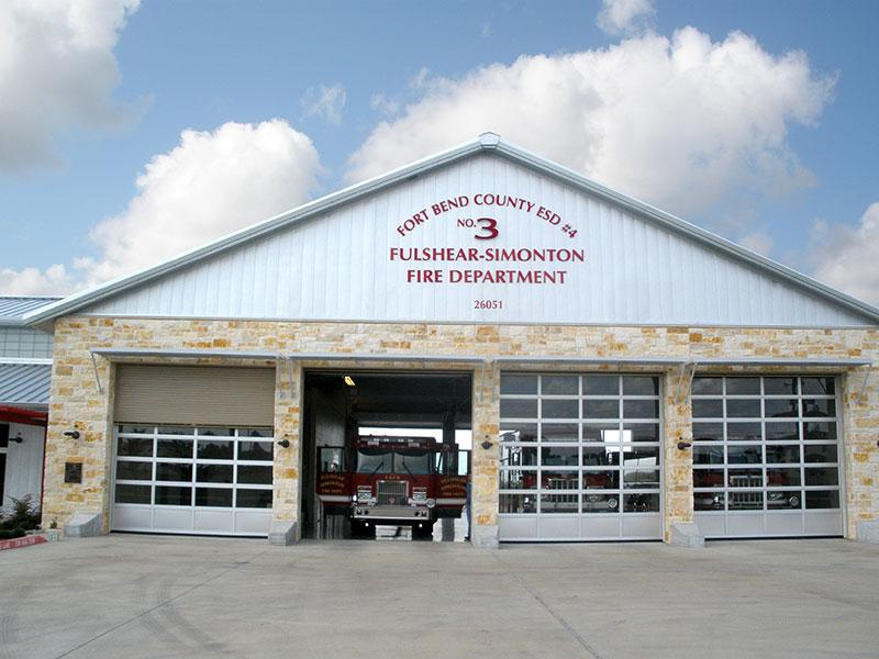 Commercial garage door portfolio overhead door company for Garage door companies in michigan